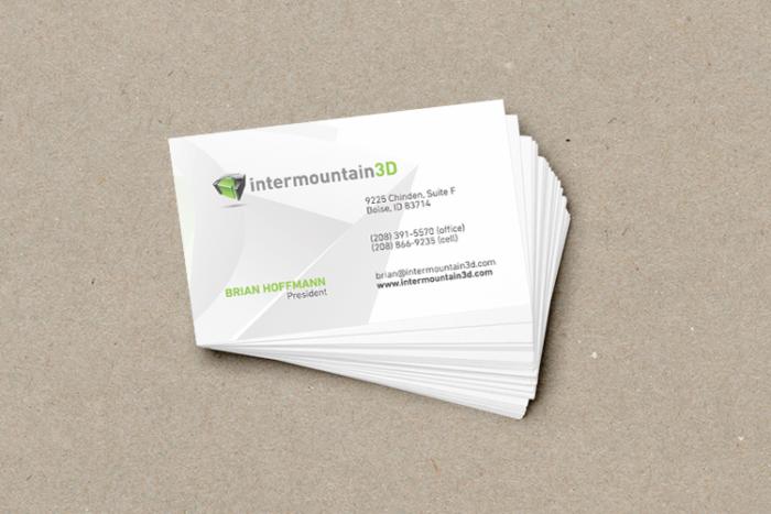 intermountain business cards