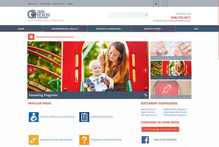 CDHD Home page