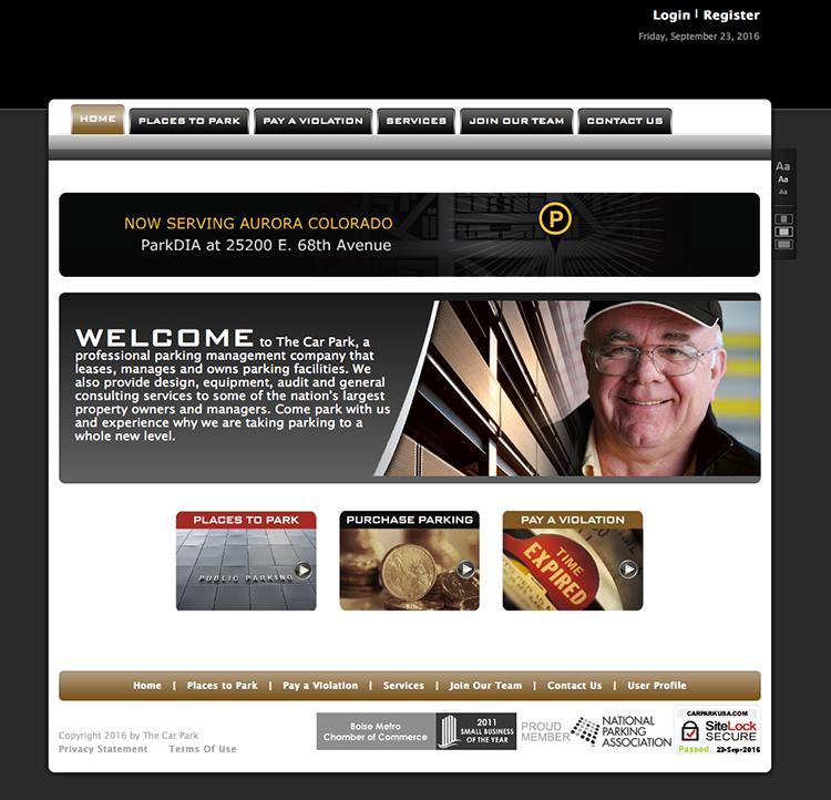 ca park website