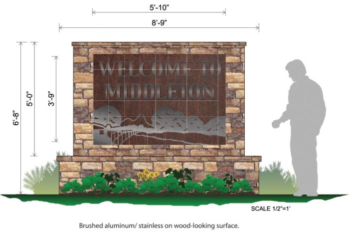 middleton monument