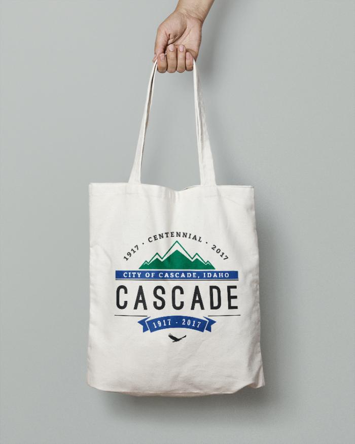 city of cascade bag