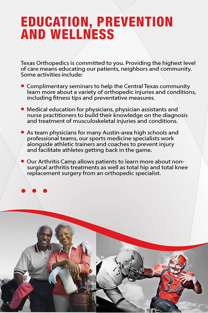 TexasOrtho Brochure 6
