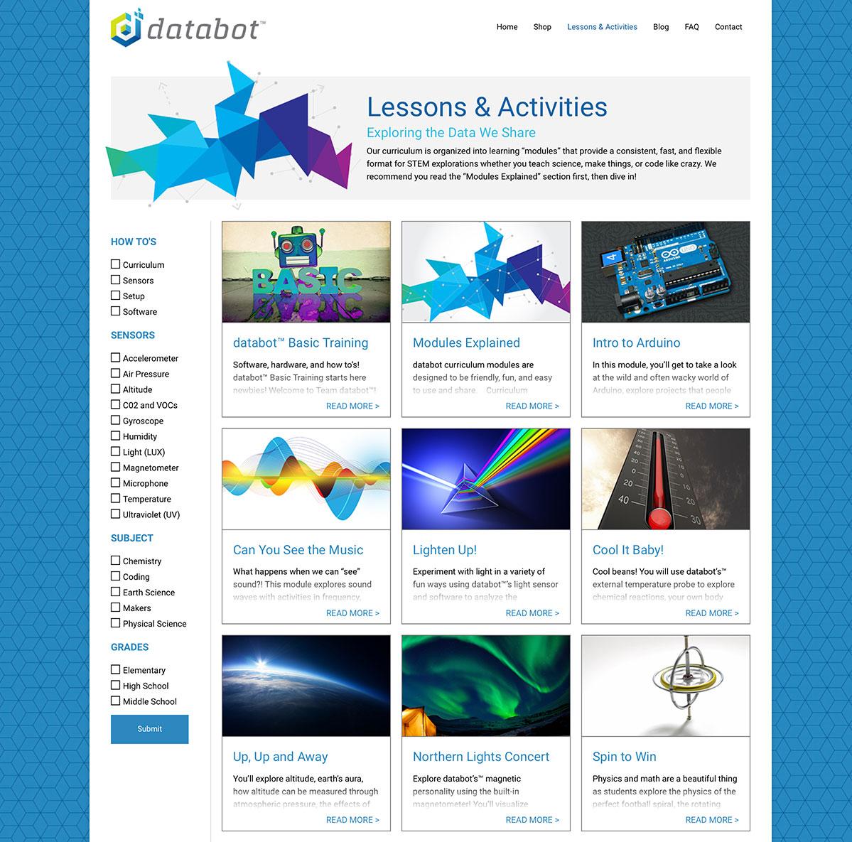 databot site